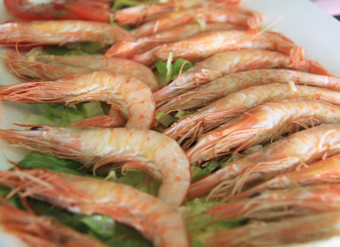 fotos-restaurante_0040_Plancha de Gambas de la Bahia.JPG