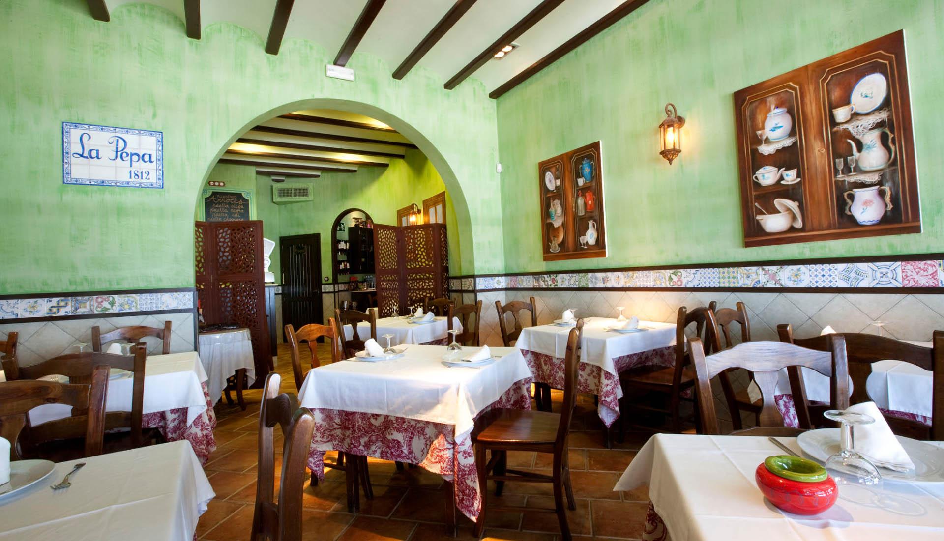 La Pepa Arroz Bar